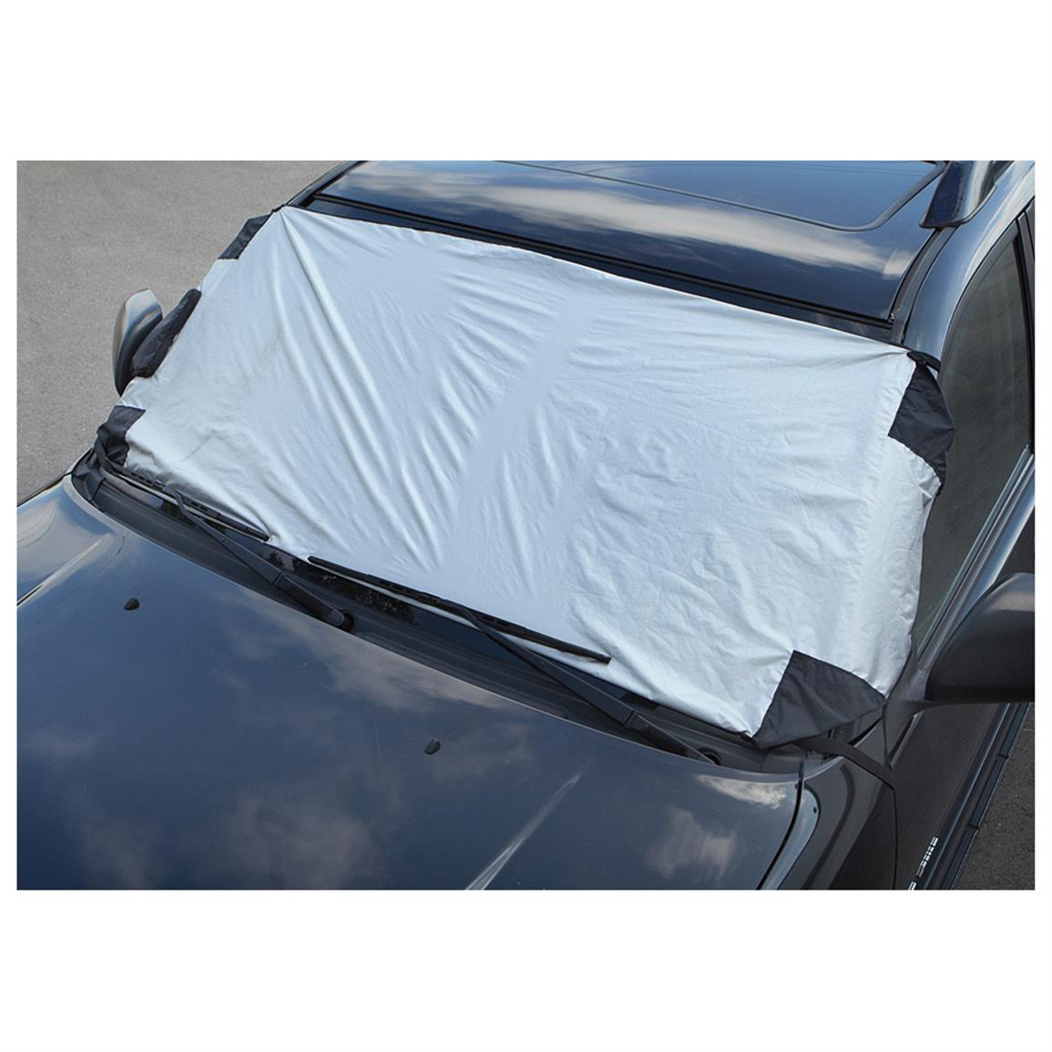 Classic Accessories Snow and Ice Windshield Cover
