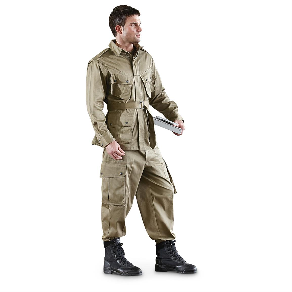 Reproduction M42 Paratrooper Suit