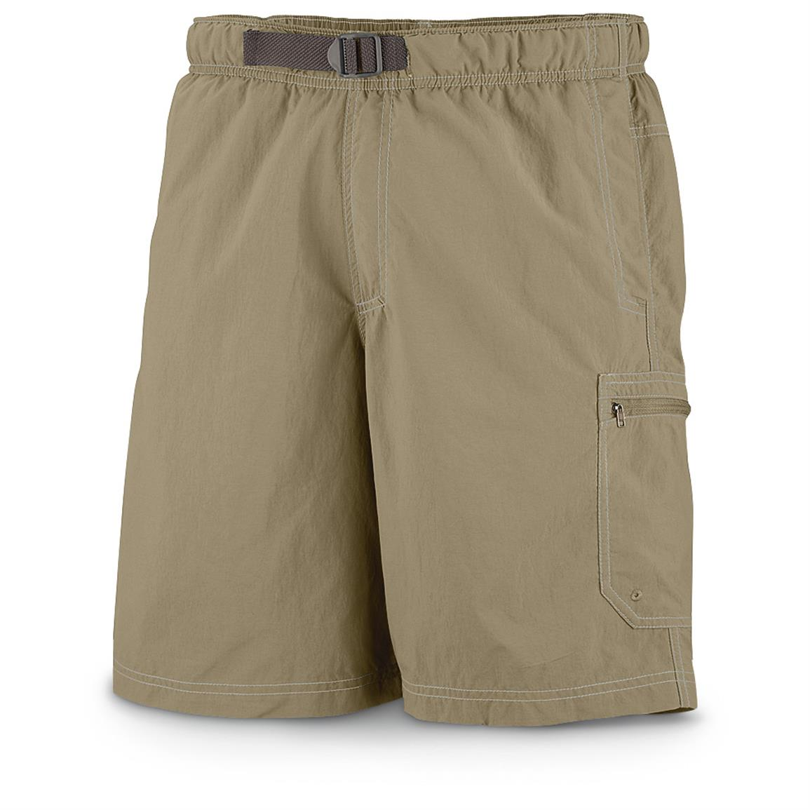 Columbia Men's Palmerston Peak Water Shorts, Twill • Front