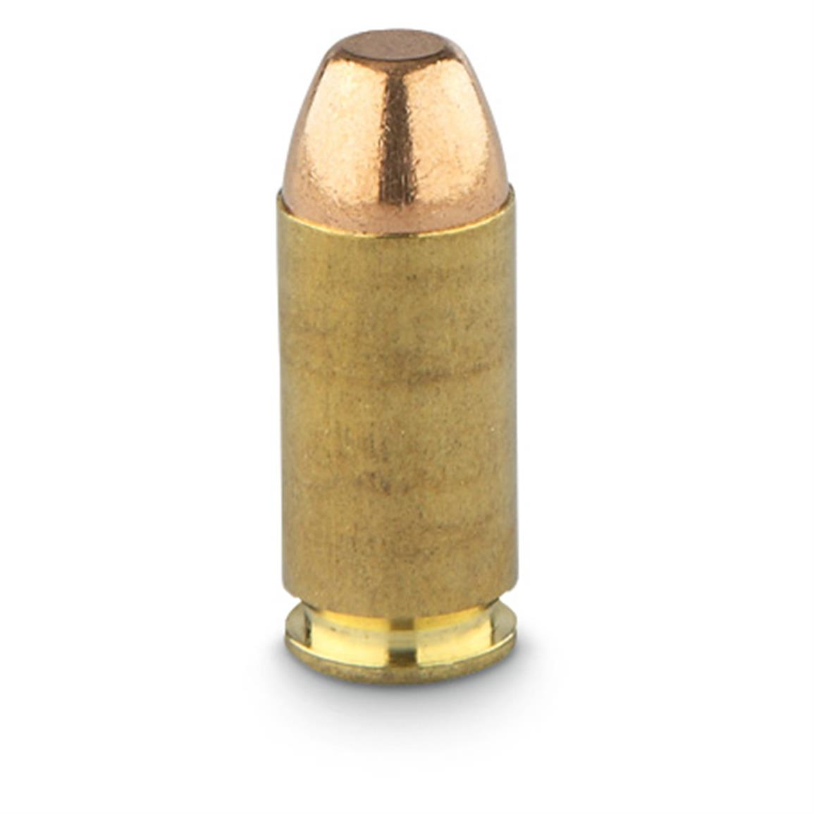 115 Grain full metal jacket bullet
