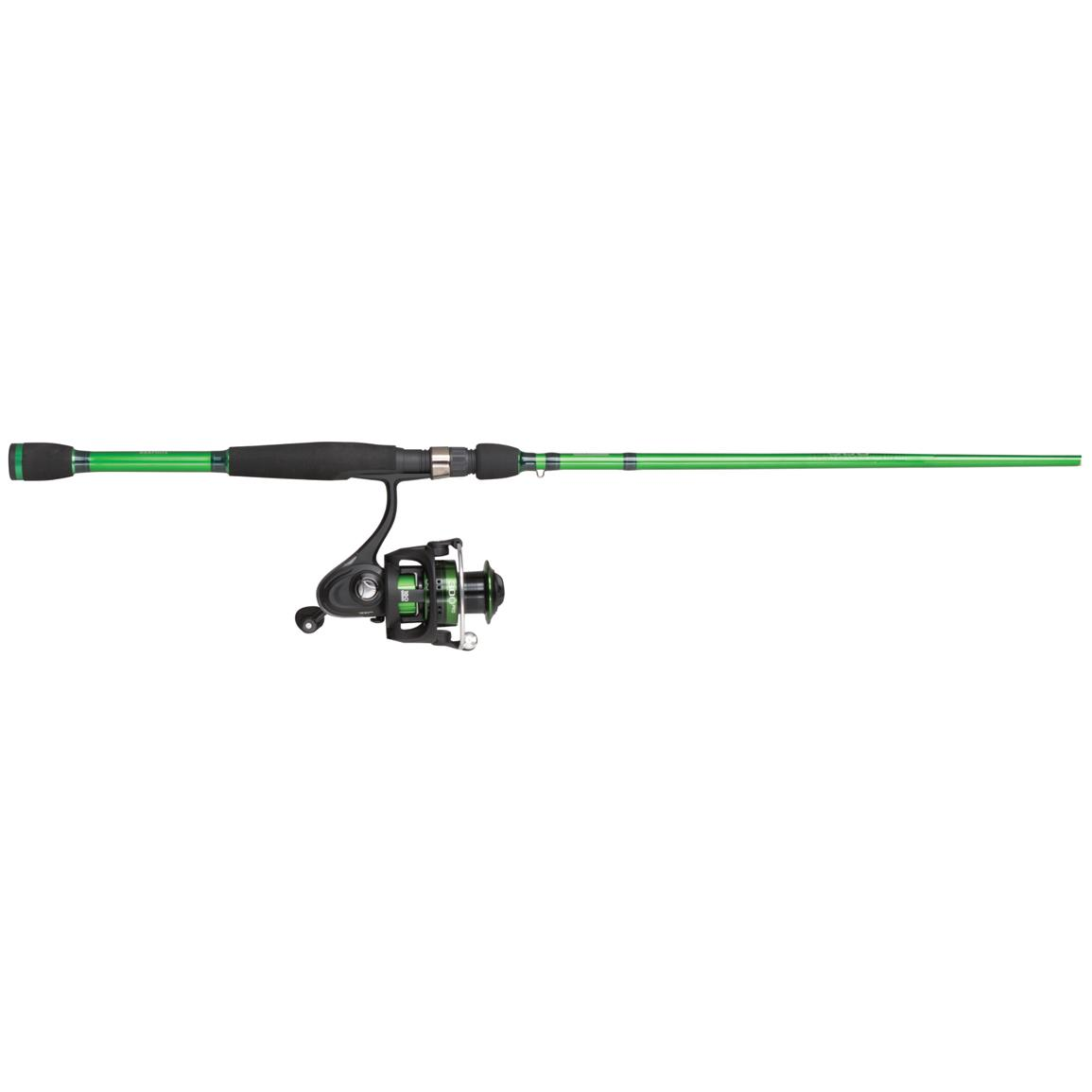 Mitchell 300 pro series spinning combo 620836 spinning for Fishing rod reel combo