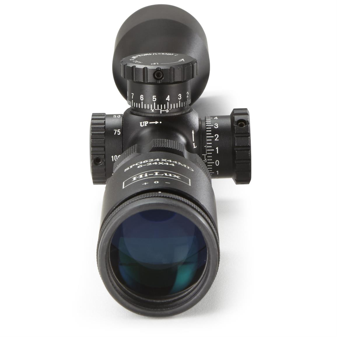 Fully multi-coated optics for total clarity