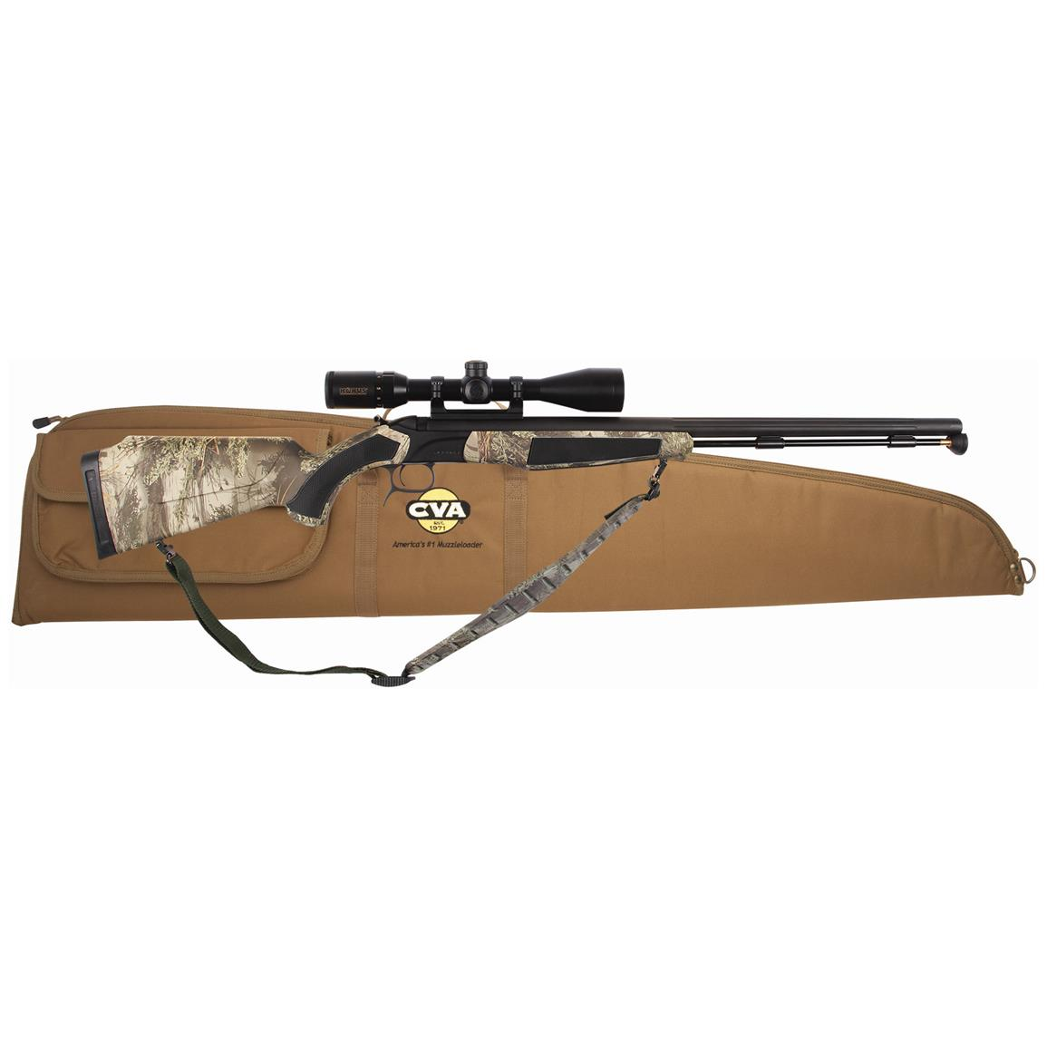 CVA® Accura® MR .50 Cal. Nitride Muzzleloader with