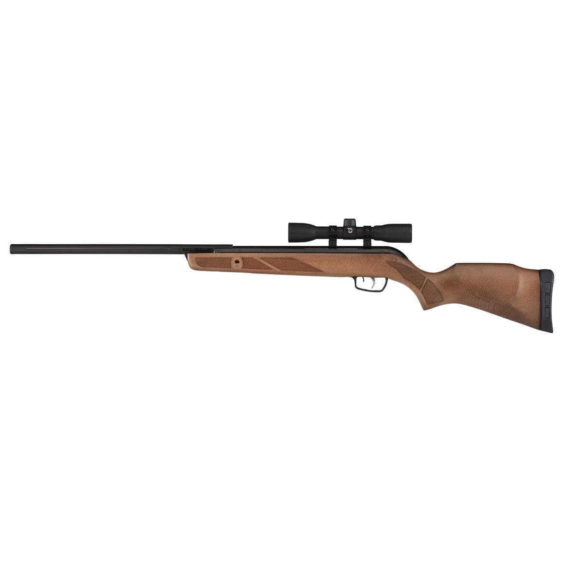 Big Cat Hunter .177 caliber Air Rifle with 4x32mm Scope