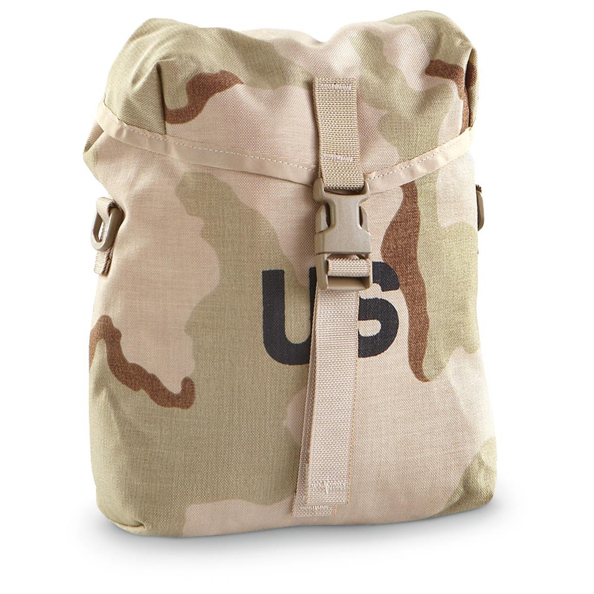 U.S. Military Surplus Sustainment Pouch, New