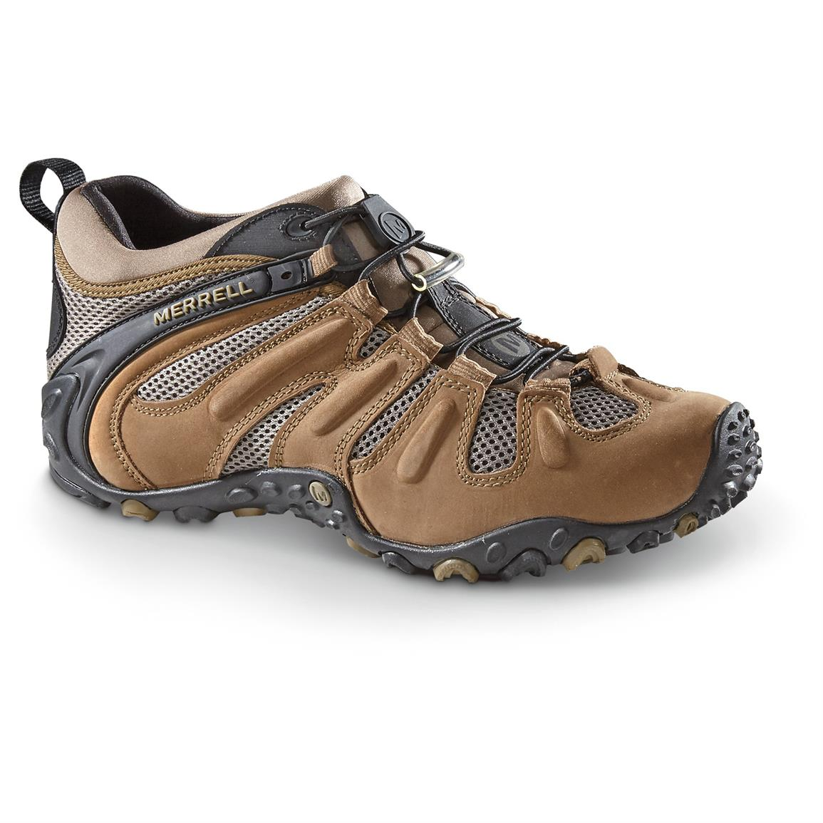 Merrell Chameleon Prime Stretch Hiking Shoes, Kangaroo