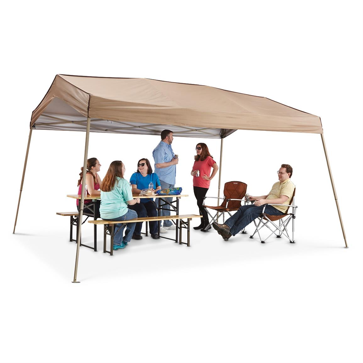 Z-Shade Multi-purpose 12' x 14' Portable Shelter