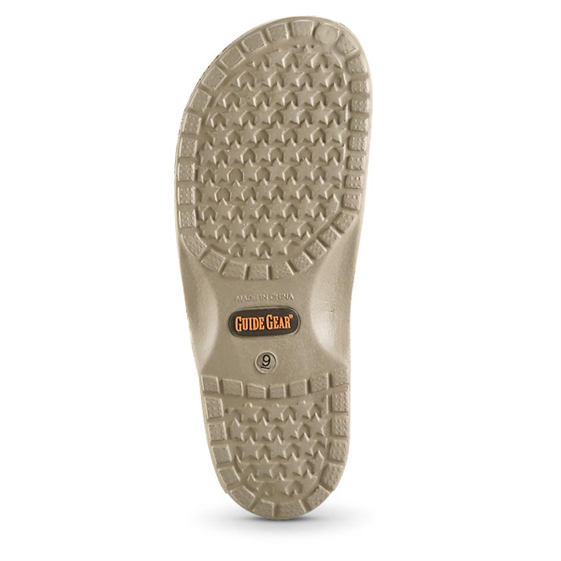 Sure-grip traction sports comfort