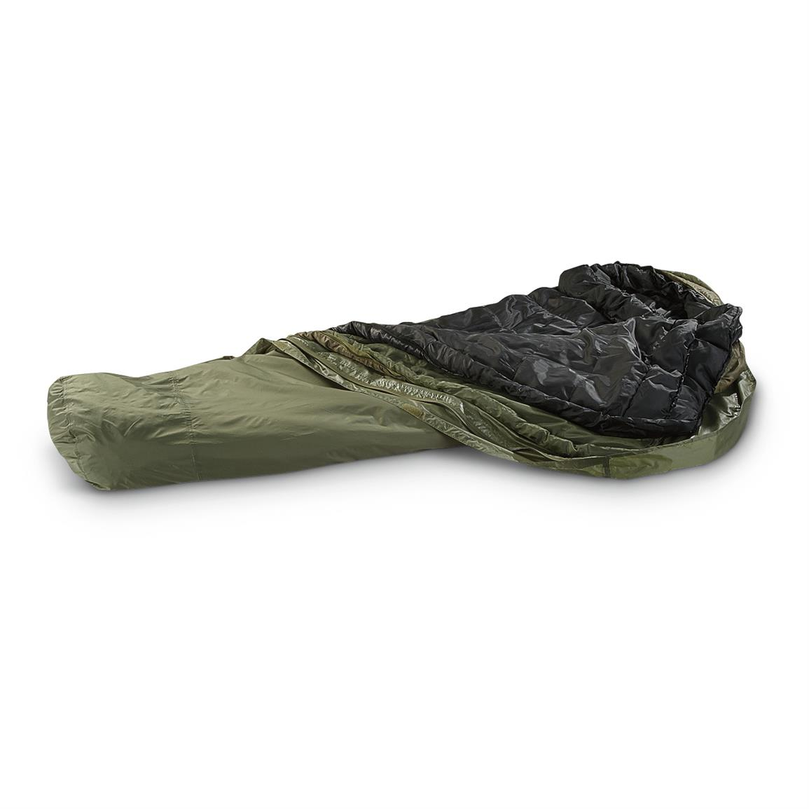 HQ ISSUE Military Style Sleep System, 3 Piece