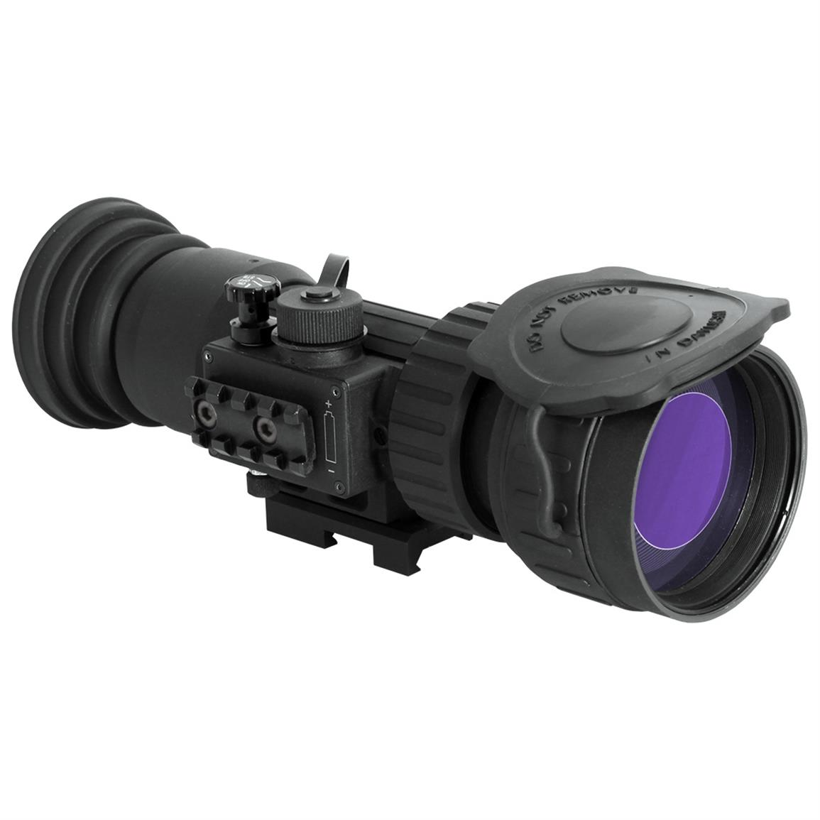ATN PS28-3 Gen 3 Night Vision Day / Night Clip-on System