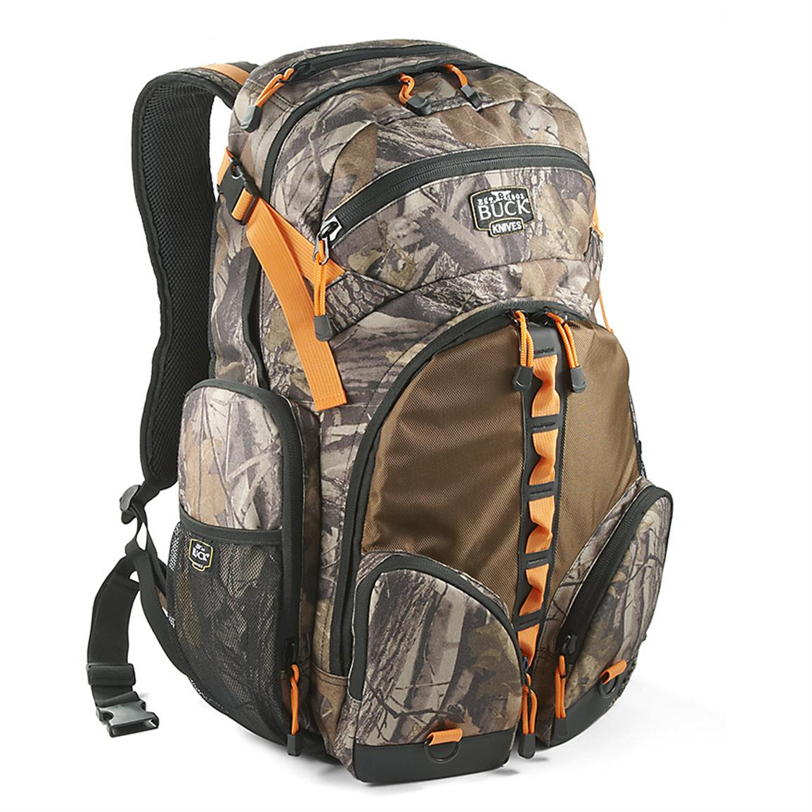 Buck Stealth Backpack