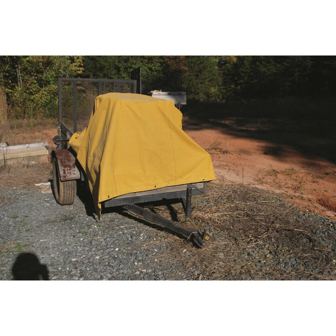 Great for covering firewood, farm equipment, ATVs, lawn furniture and more