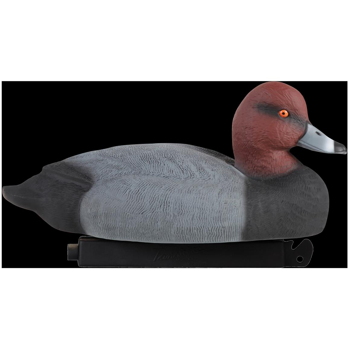 Tanglefree Migration Edition 6-Pc. Redhead Duck Decoy Set