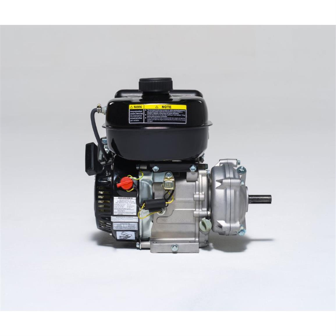 LIFAN 4 hp Gas Engine with 6:1 Gear Reduction