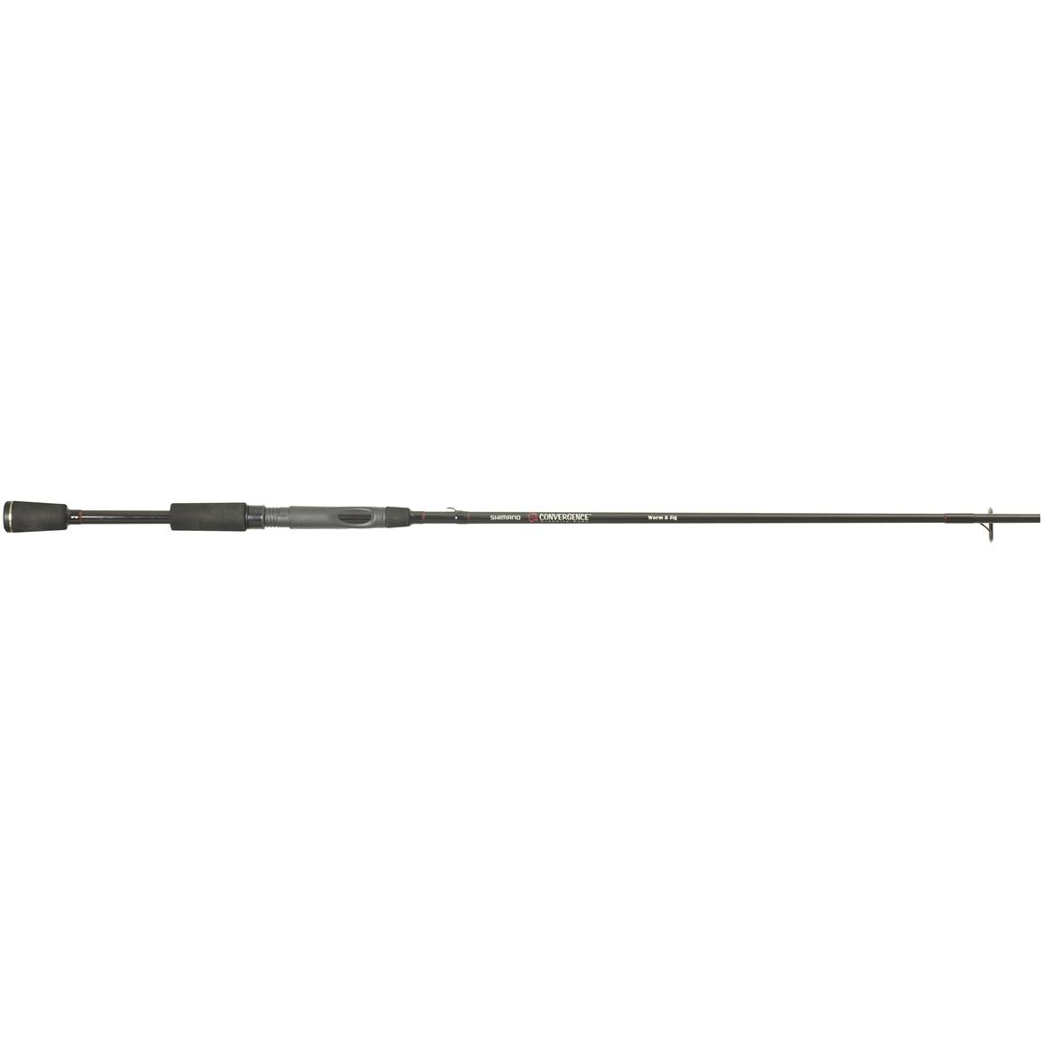Shimano Convergence Spinning Rod - Worm