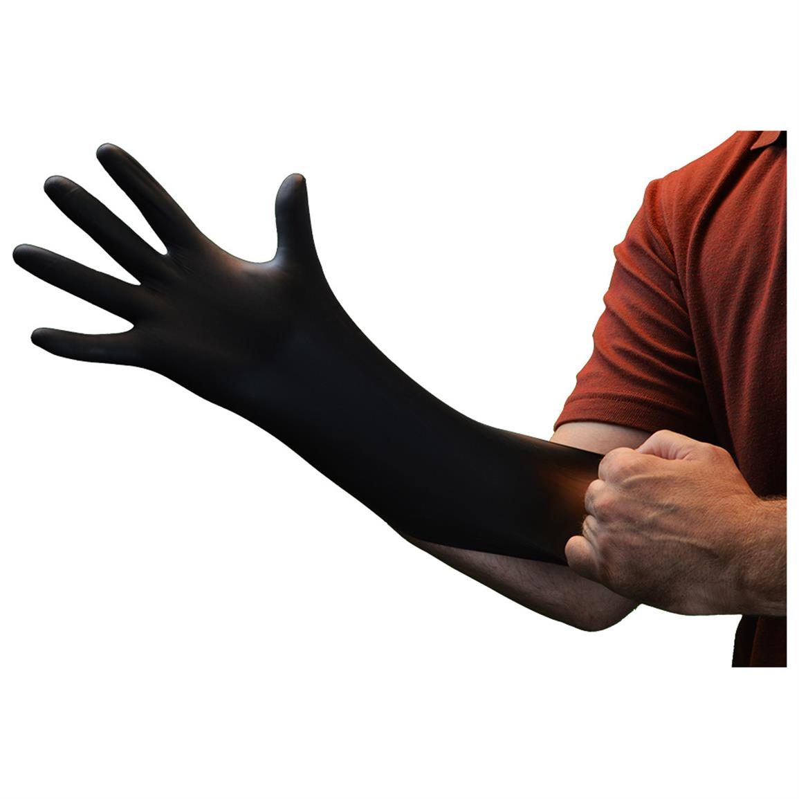 Ambidextrous -- Gloves can be worn on either hand