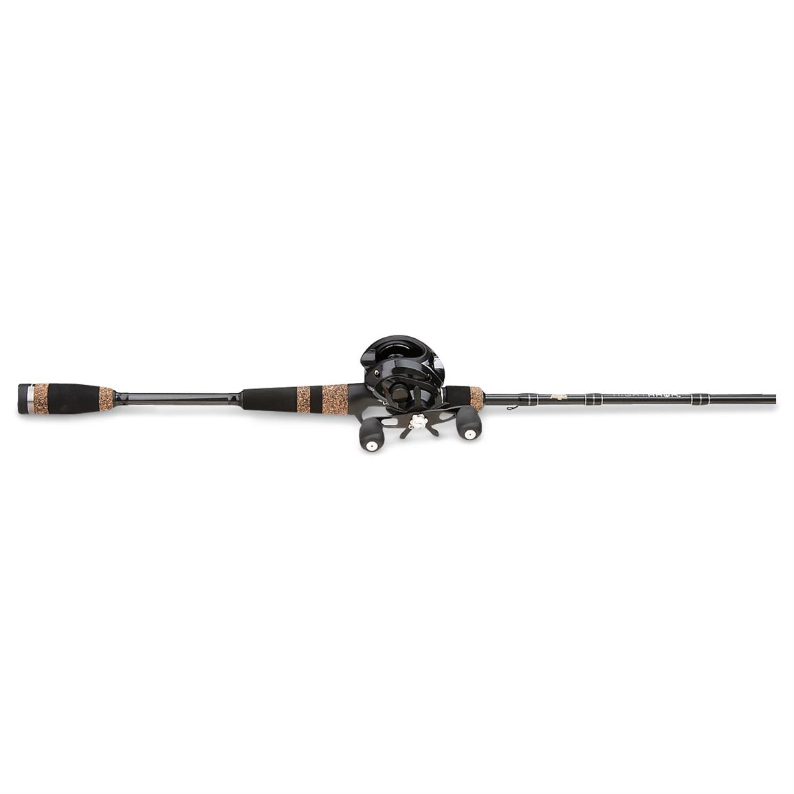 Fenwick Night Hawk LP / Pflueger 7 foot Baitcasting Combo