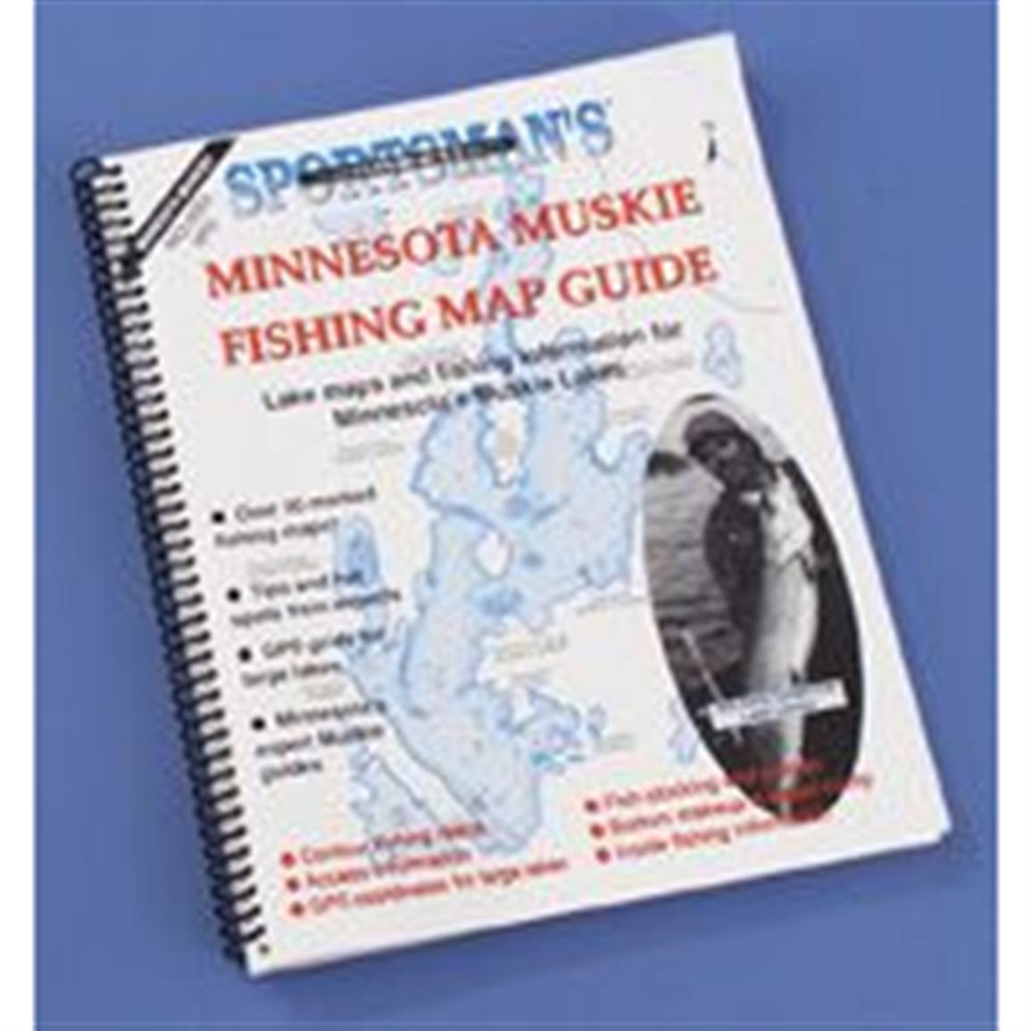 Sportsman's Connection® Fishing Map Guides