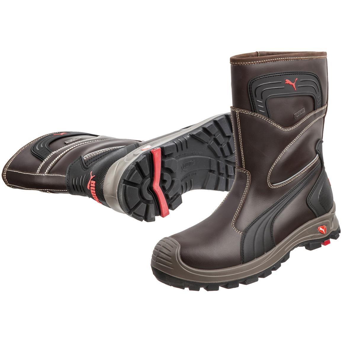 Men's Puma Safety Rigger EH Waterproof Safety Toe Boots