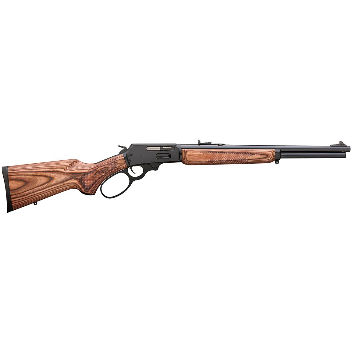 Marlin 336BL Big Loop Carbine, Lever Action, .30-30 Winchester, Centerfire, 70502, 026495705022