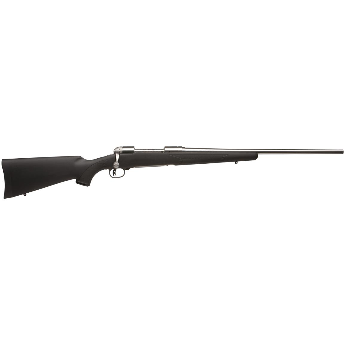 "Savage 116FCSS Weather Warrior, Bolt Action, .25-06 Remington, 22"" Barrel, 4+1 Rounds"