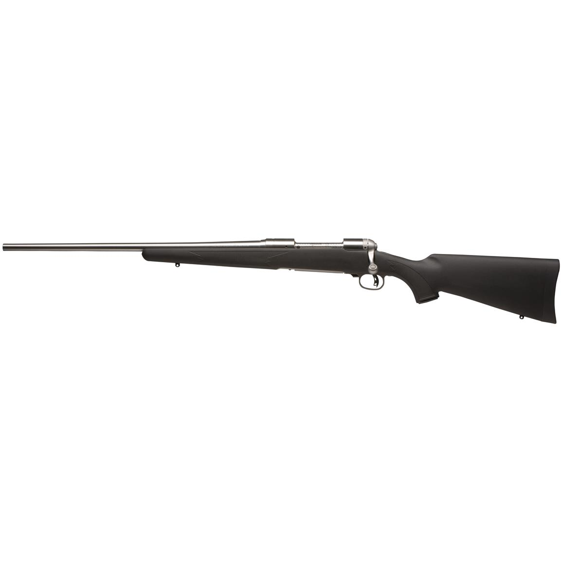 Left-handed Savage Model 16 FLHSS Weather Warrior, Bolt Action, 7mm-08 Remington, Centerfire, 19189, 011356191892
