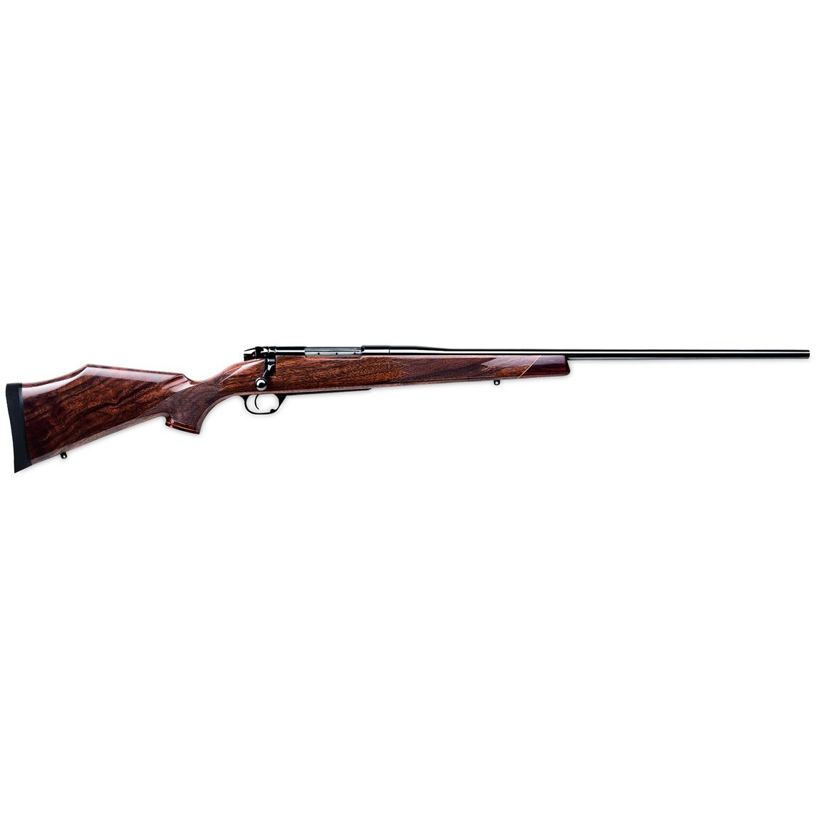 Weatherby Mark V Deluxe, Bolt Action, .340 Weatherby Magnum, Centerfire, DXM340WR6O, 747115510559, 26 inch Barrel