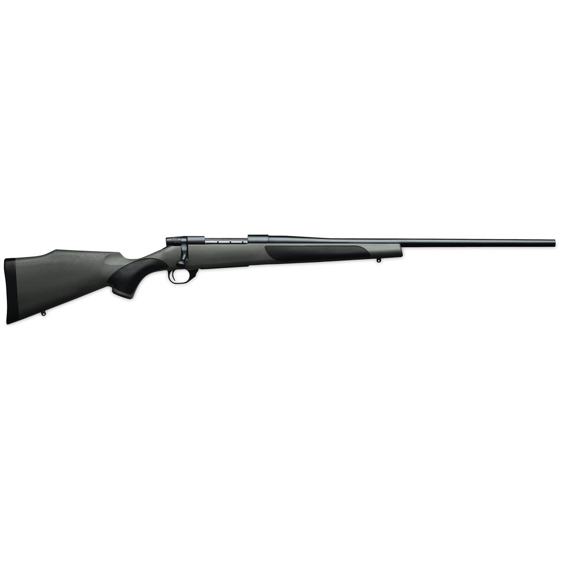 "Weatherby Vanguard 2 Synthetic, Bolt Action, .22-250 Remington, 24"" Barrel, 5+1 Rounds"