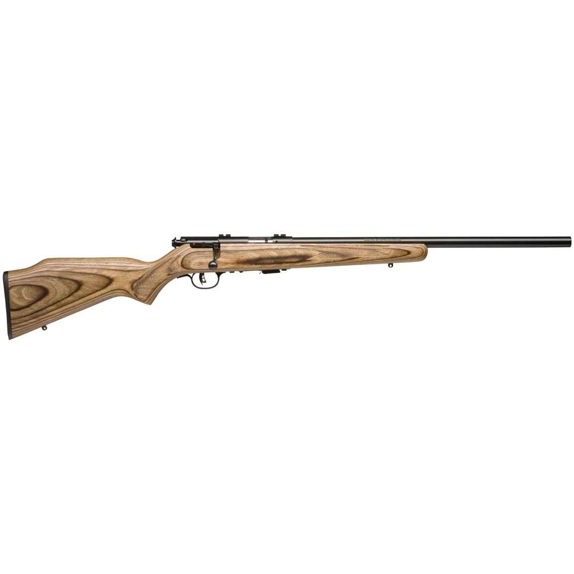 Savage 93R17 BV, Bolt Action, .17 HMR, Rimfire, 96734, 062654967344, 21 inch Barrel
