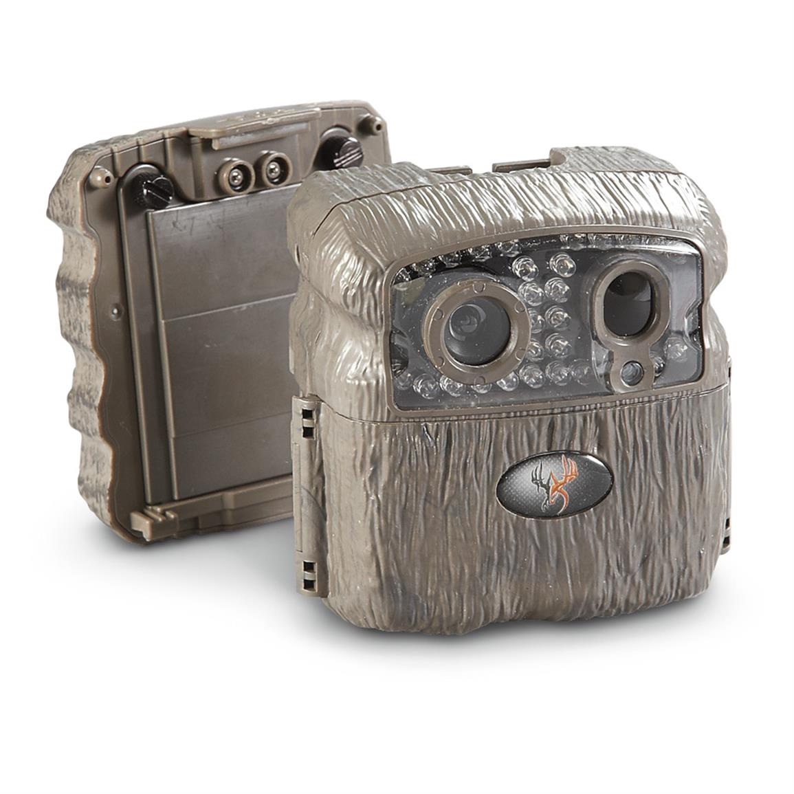 Wildgame Innovations Buck Commander Nano 4 Hunting Trail Camera