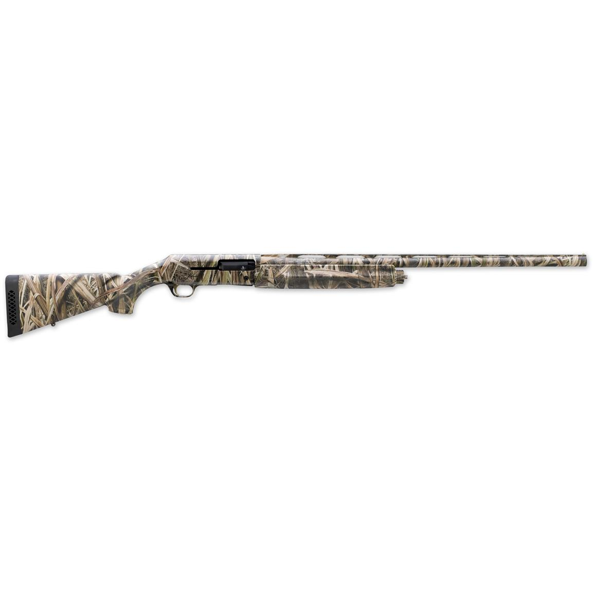 Browning Silver Mossy Oak Shadow Grass Blades, Semi-automatic, 12 Gauge, 011403205, 023614397908