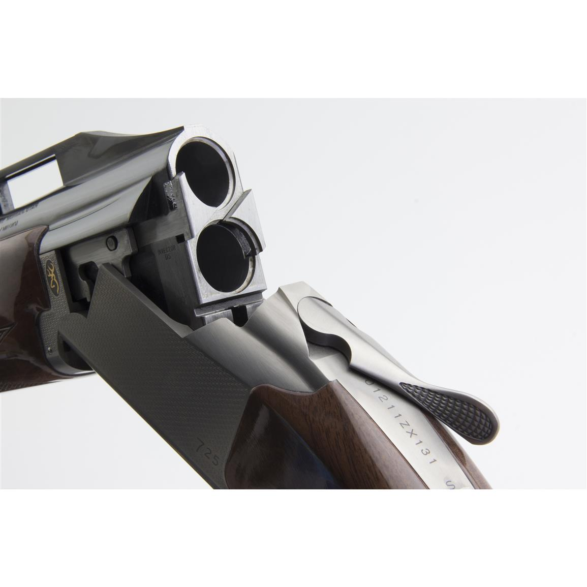 Barrel porting assists the shooter by reducing muzzle jump, enabling consistent sight plain and quick follow-up shots