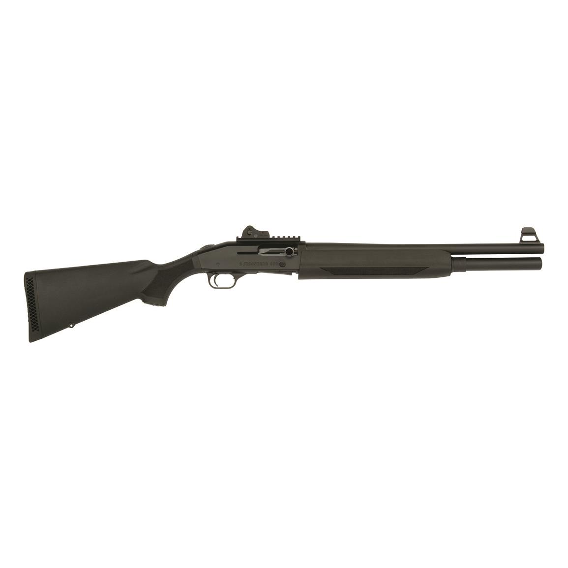 "Mossberg 930 Home Security, Semi-Automatic, 12 Gauge, 18.5"" Barrel, 8 Rounds"