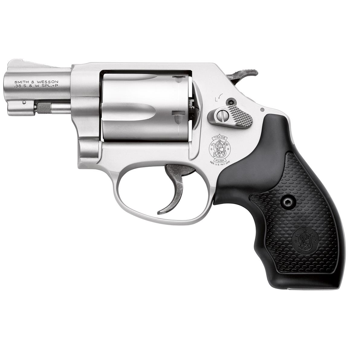 "Smith & Wesson Airweight 637, Revolver, .38 Special, 1.875"" Barrel, 5 Rounds"
