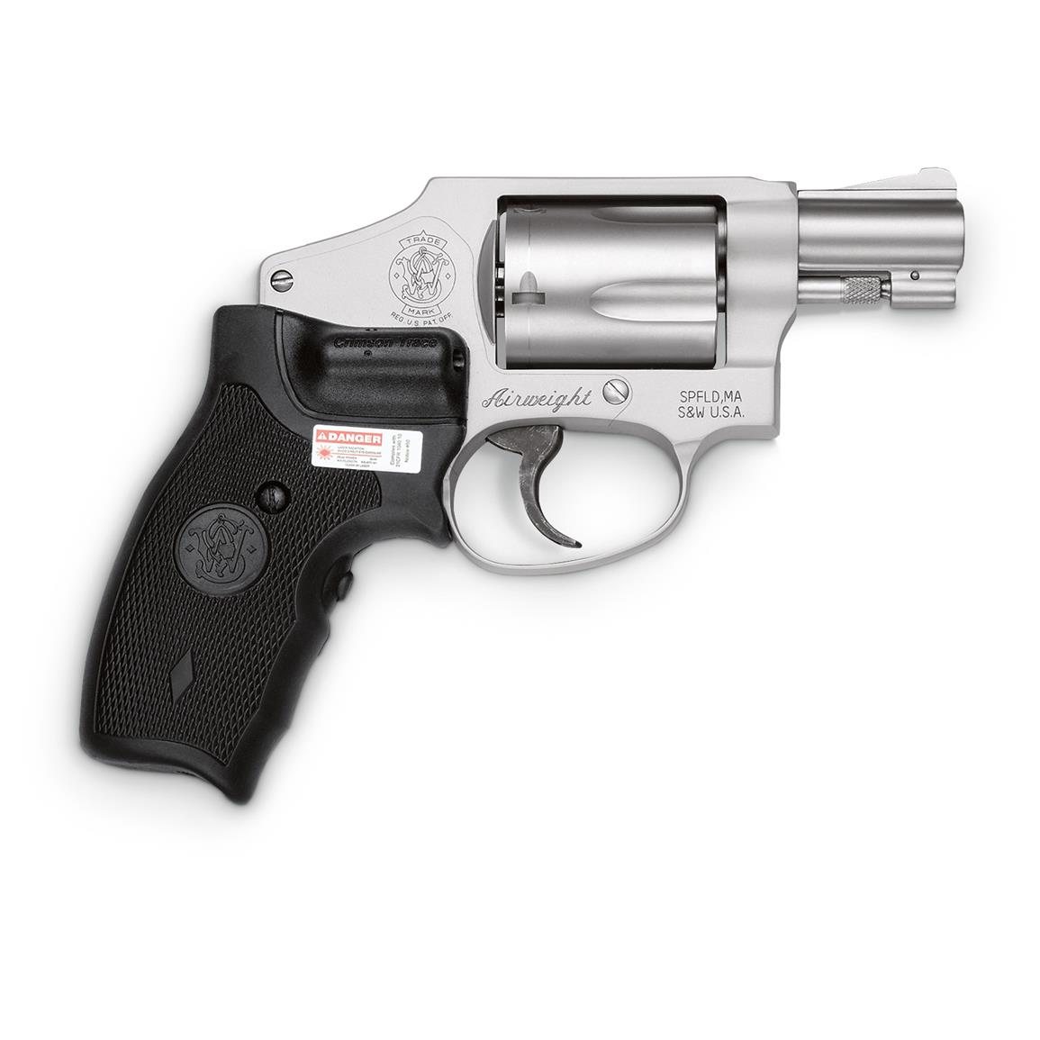 "Smith & Wesson Model 642, Revolver, .38 Special, 1.87"" Barrel, 5  Rounds"