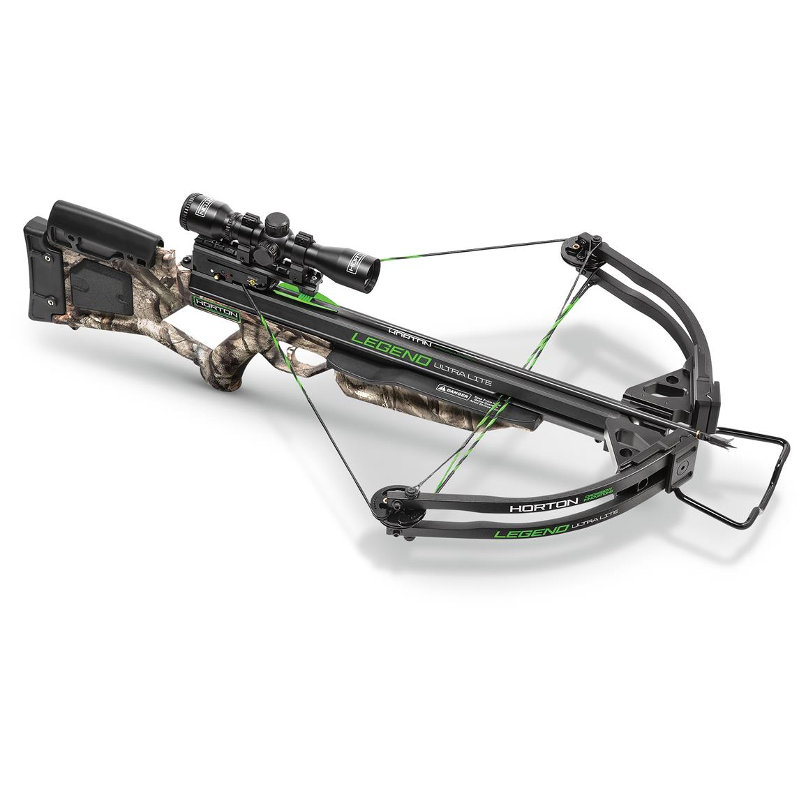 Horton Legend Ultra Lite Crossbow Package