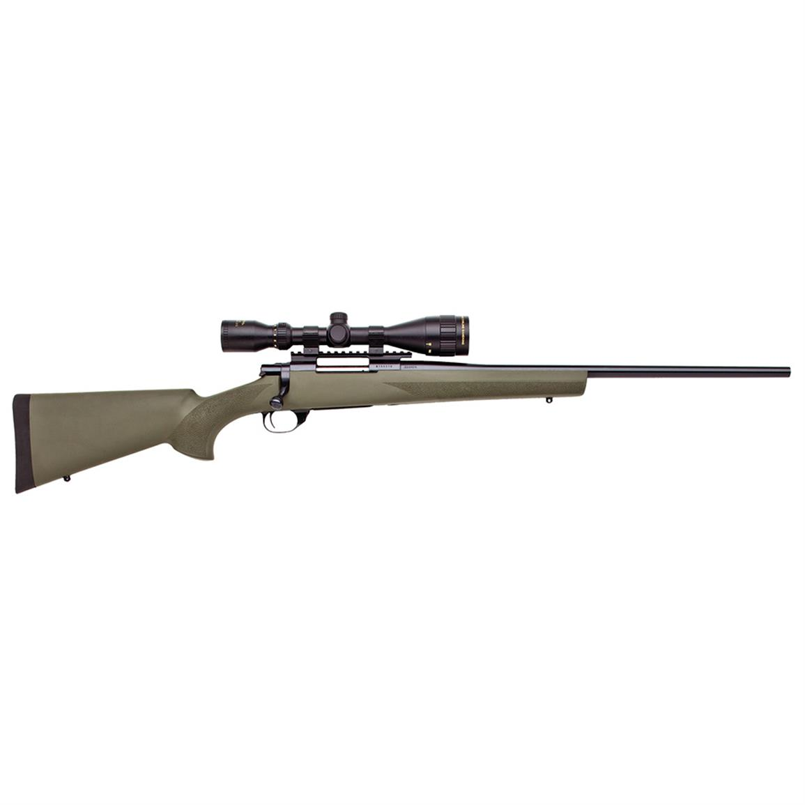 LSI Howa Hogue Gameking, Bolt Action, .25-06 Remington, Nikko Stirling 4-16x44mm Scope, 5+1 Rounds