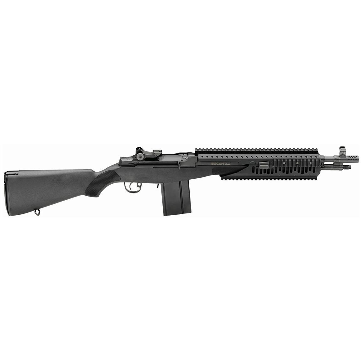Springfield M1A SOCOM II, Semi-Automatic, .308 Winchester, Extended Top Rail, 10+1 Rounds