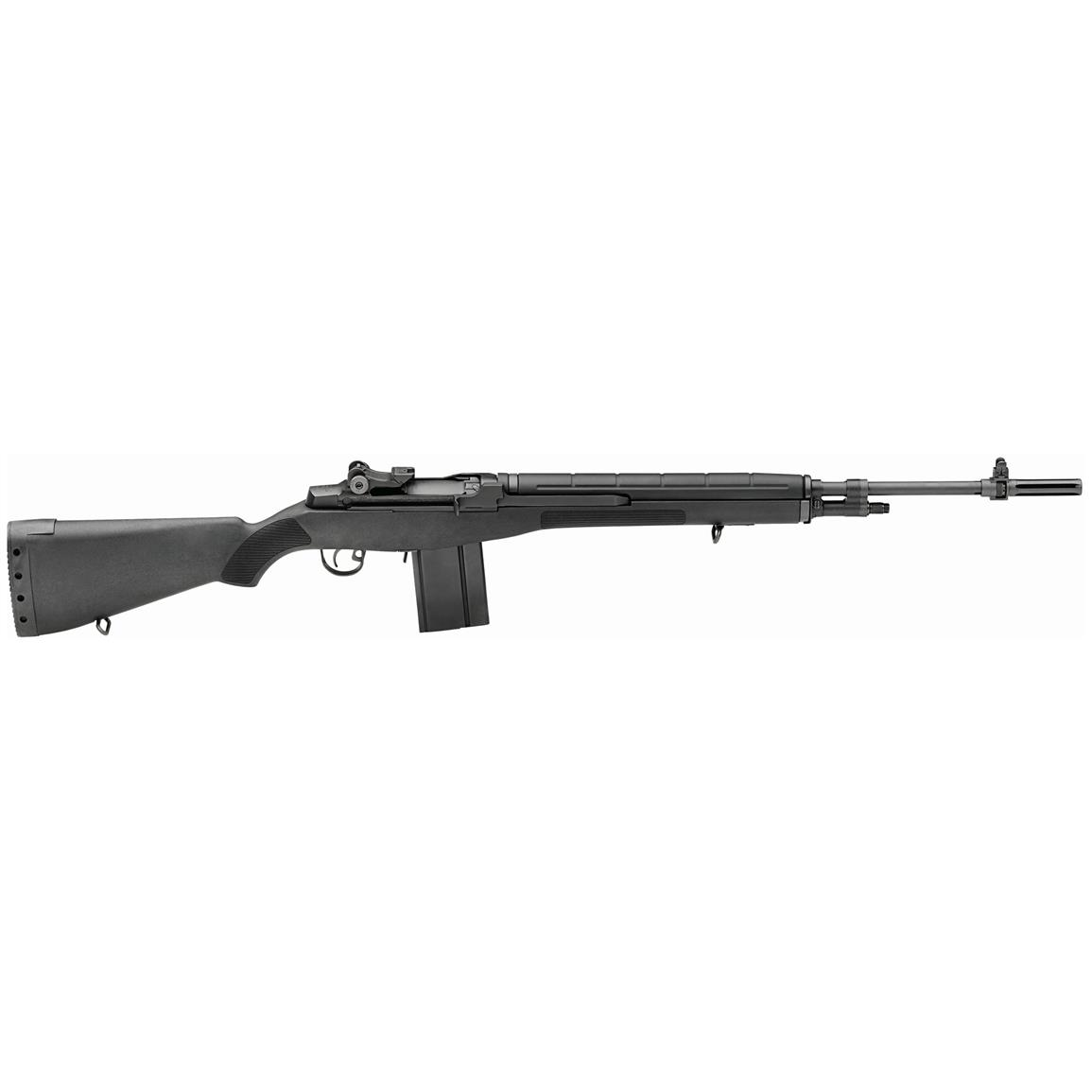 "Springfield M1A Standard, Semi-Automatic, .308 Winchester, 22"" Barrel, 10+1 Rounds"