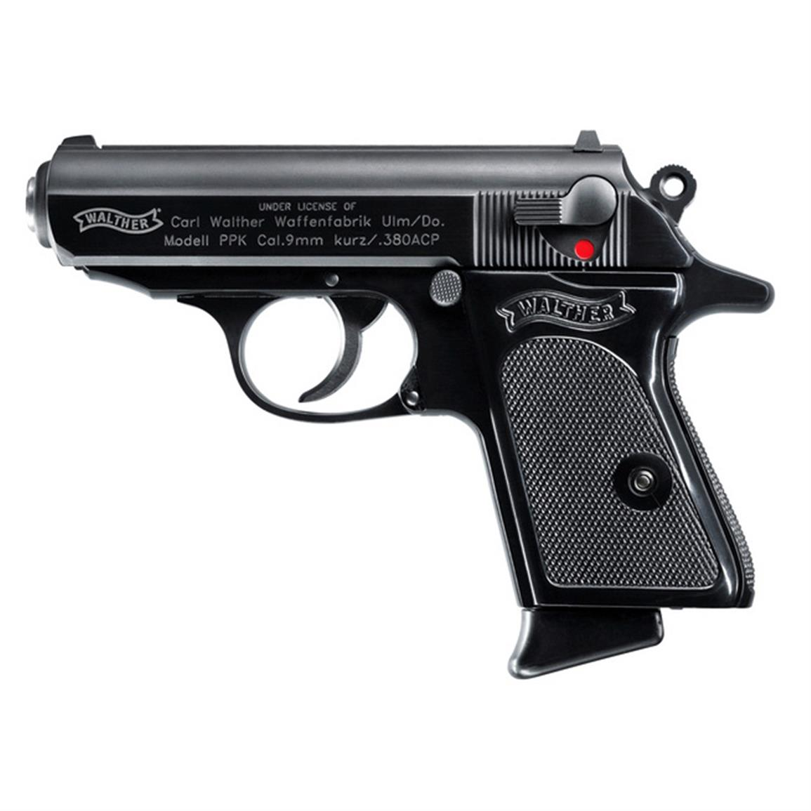 Walther PPK/S, Semi-automatic, .380 ACP, 2246006, 723364460067