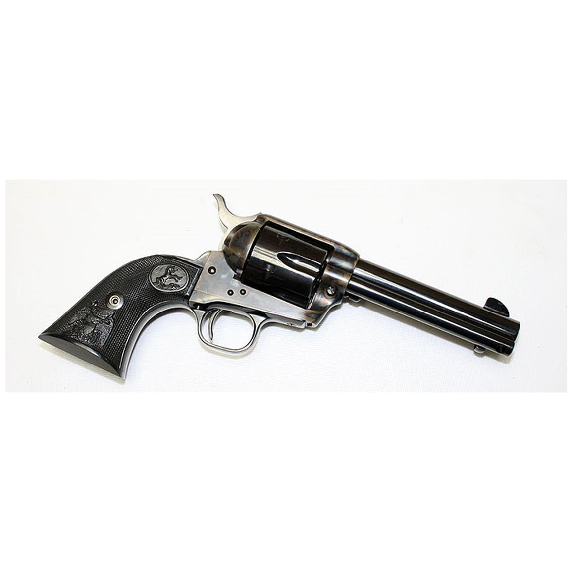 "Colt Single Action Army, Revolver, .45 Colt,  P1840, 98289000901, 4.75"" Barrel, 6-round"