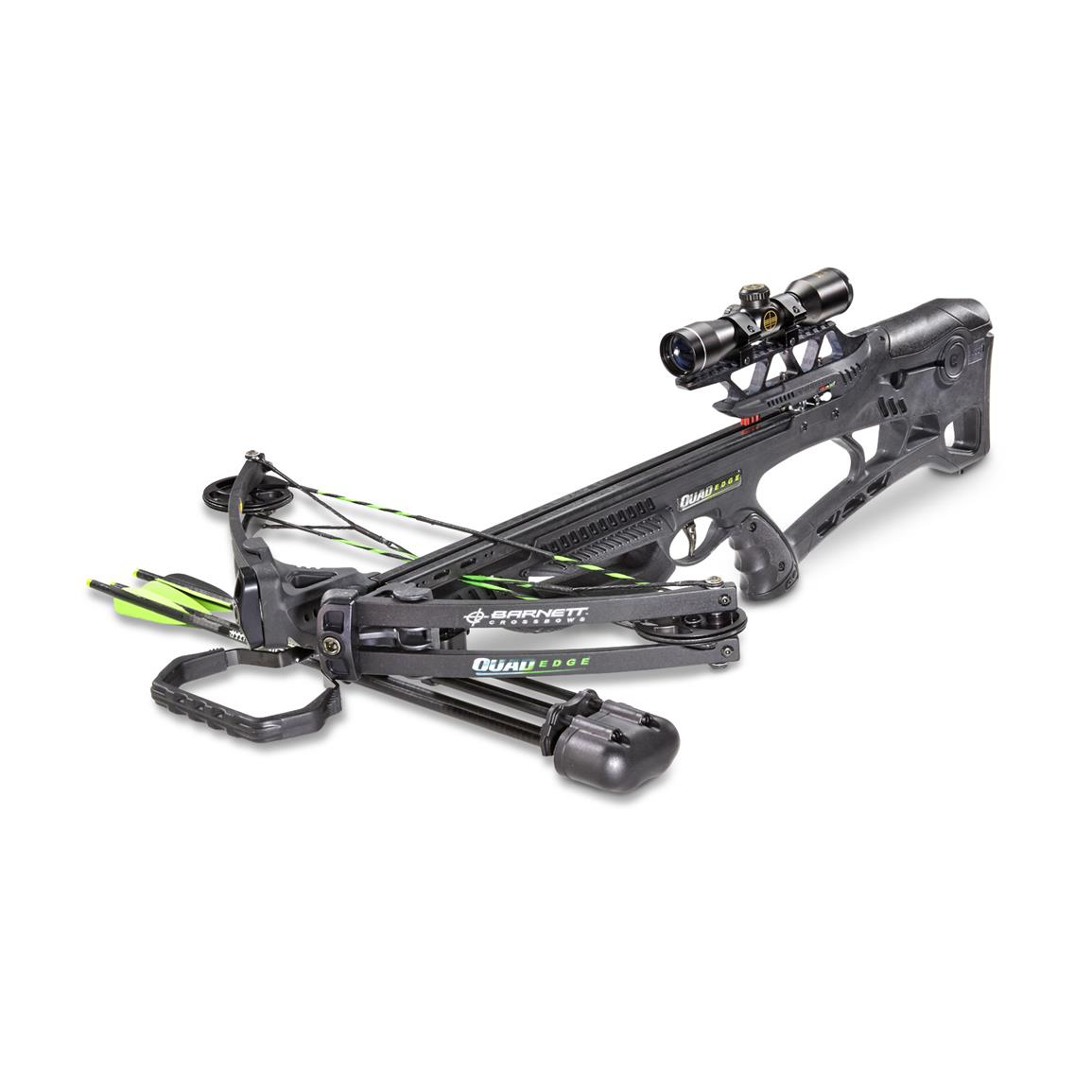 Barnett Quad Edge Crossbow