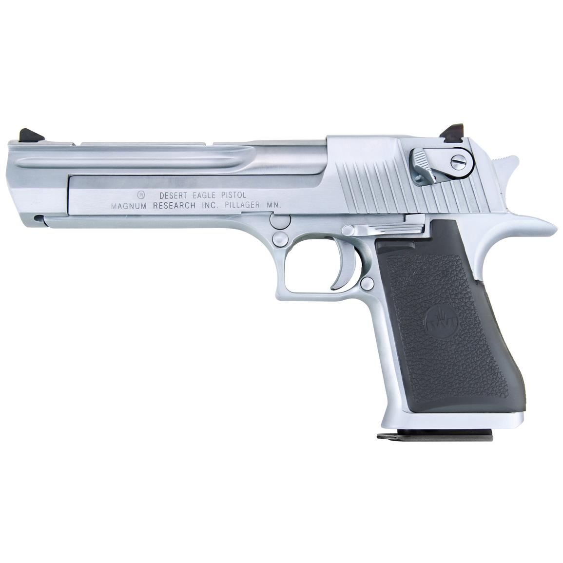 Magnum Research® Desert Eagle® Mark XIX, Semi-automatic, .44 Magnum, ZDE44CABC, 151550003031, BLEM