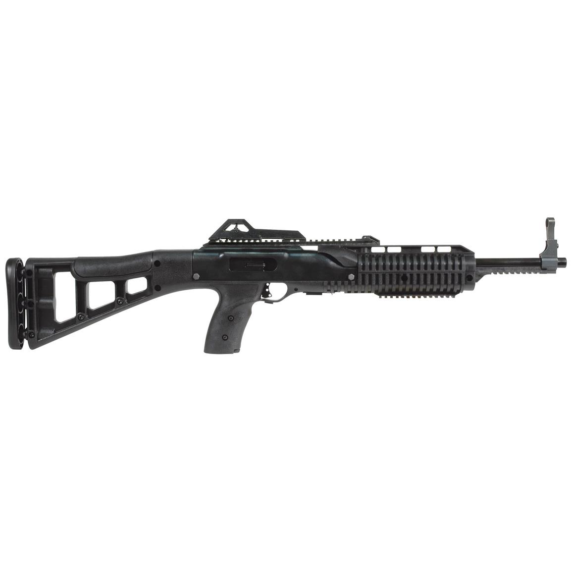 "Hi Point 4095 Carbine, Semi-Automatic, .40 Smith & Wesson, 17.5"" Barrel with Fore Grip, 10+1 Rounds"