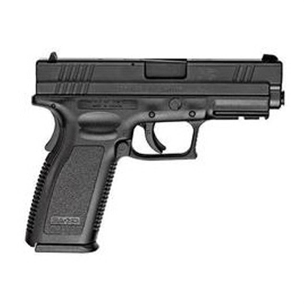 Springfield XD Service, Semi-automatic, 9mm, XD9101SP06, 706397865757