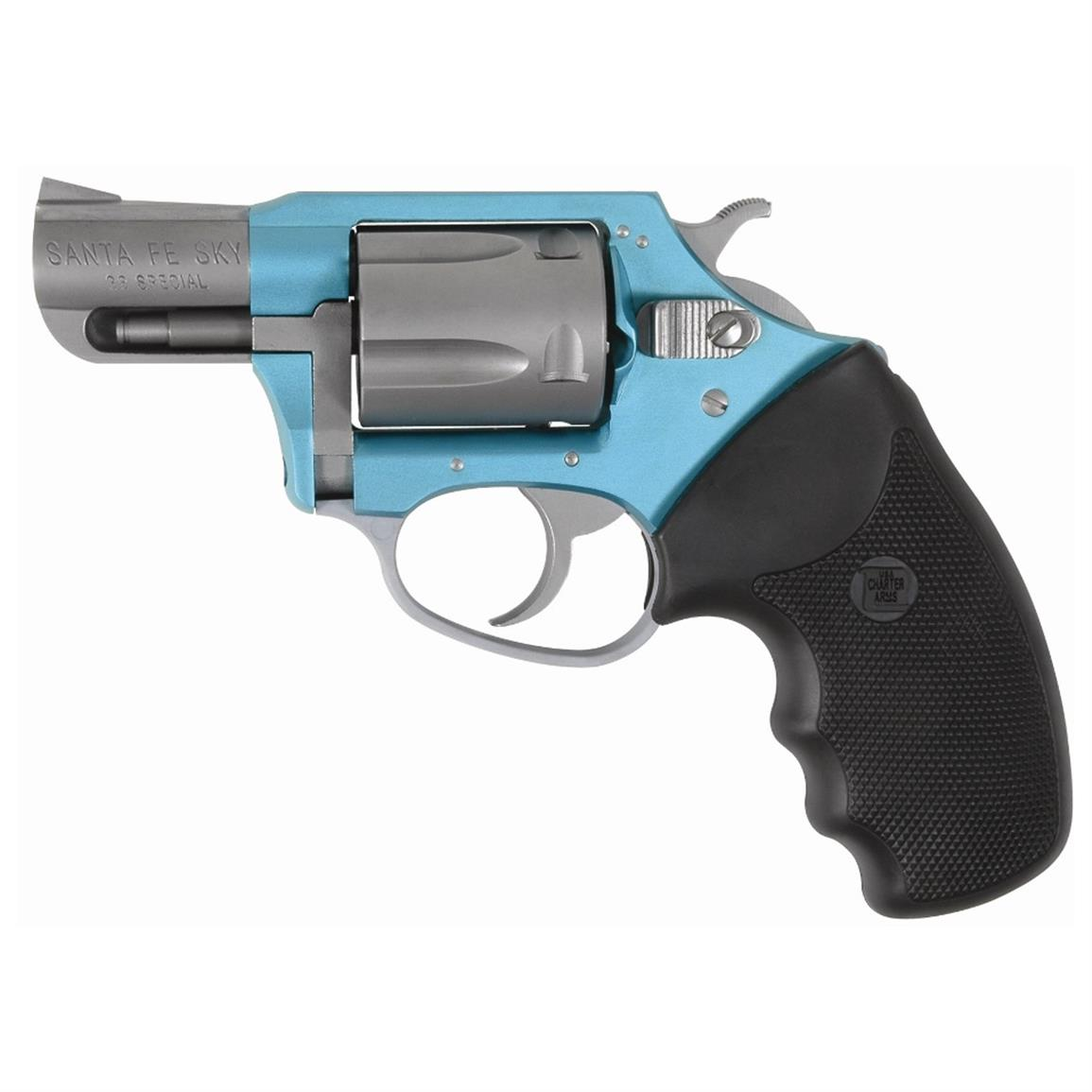 "Charter Arms Santa Fe Undercover Lite, Revolver, .38 Special, 2"" Barrel, 5 Rounds"