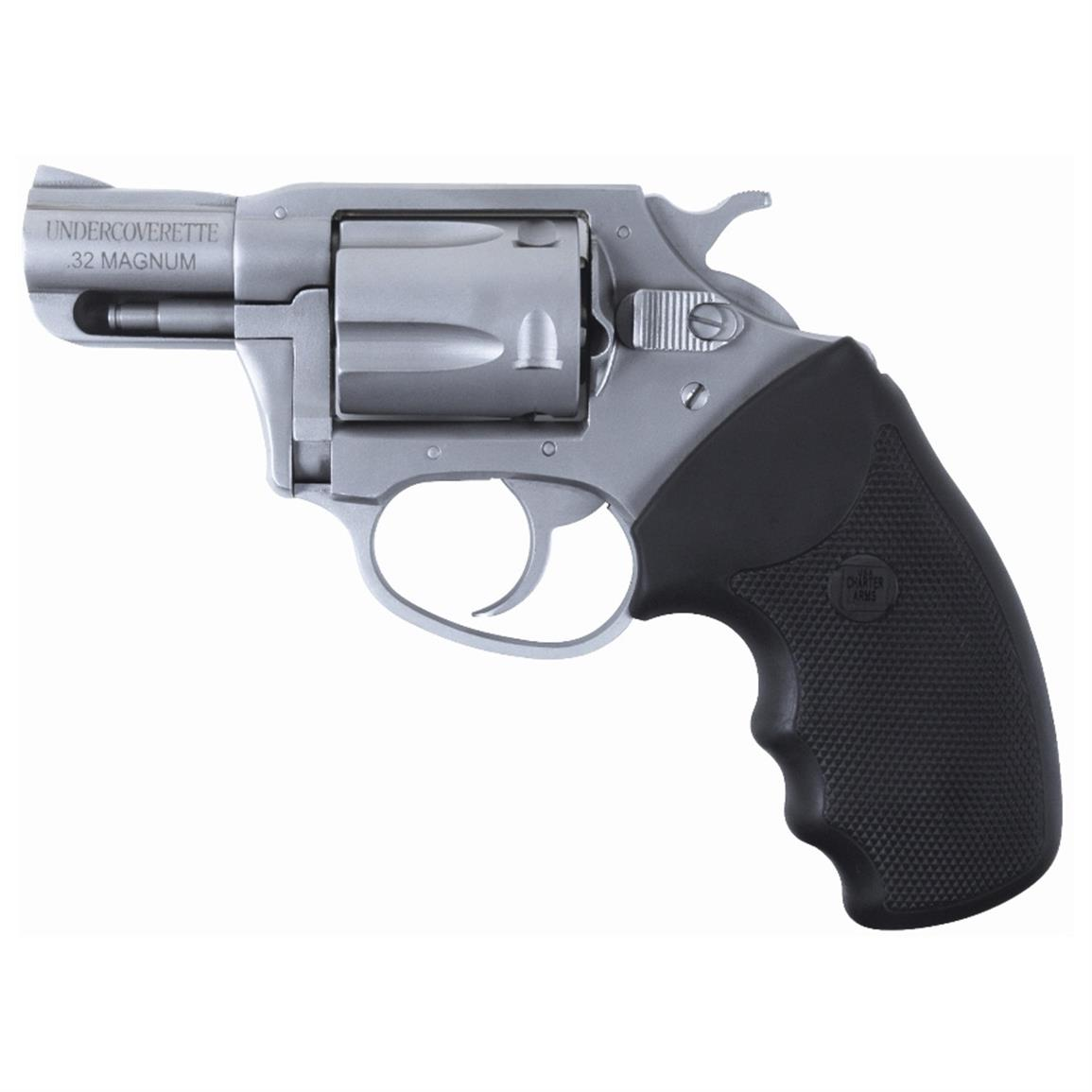 Charter Arms Undercoverette, Revolver, .32 H&R Magnum, 73220, 678958732207