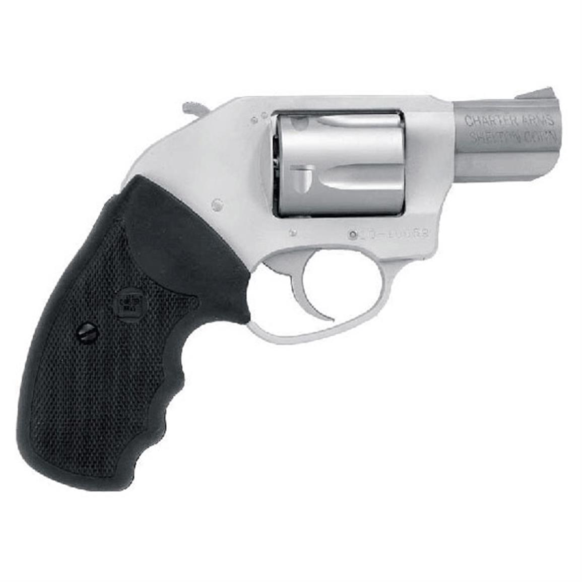 "Charter Arms Mag Pug On Duty, Hammerless/DAO, Revolver, .357 Magnum, 2.2"" Barrel, 5 Rounds"