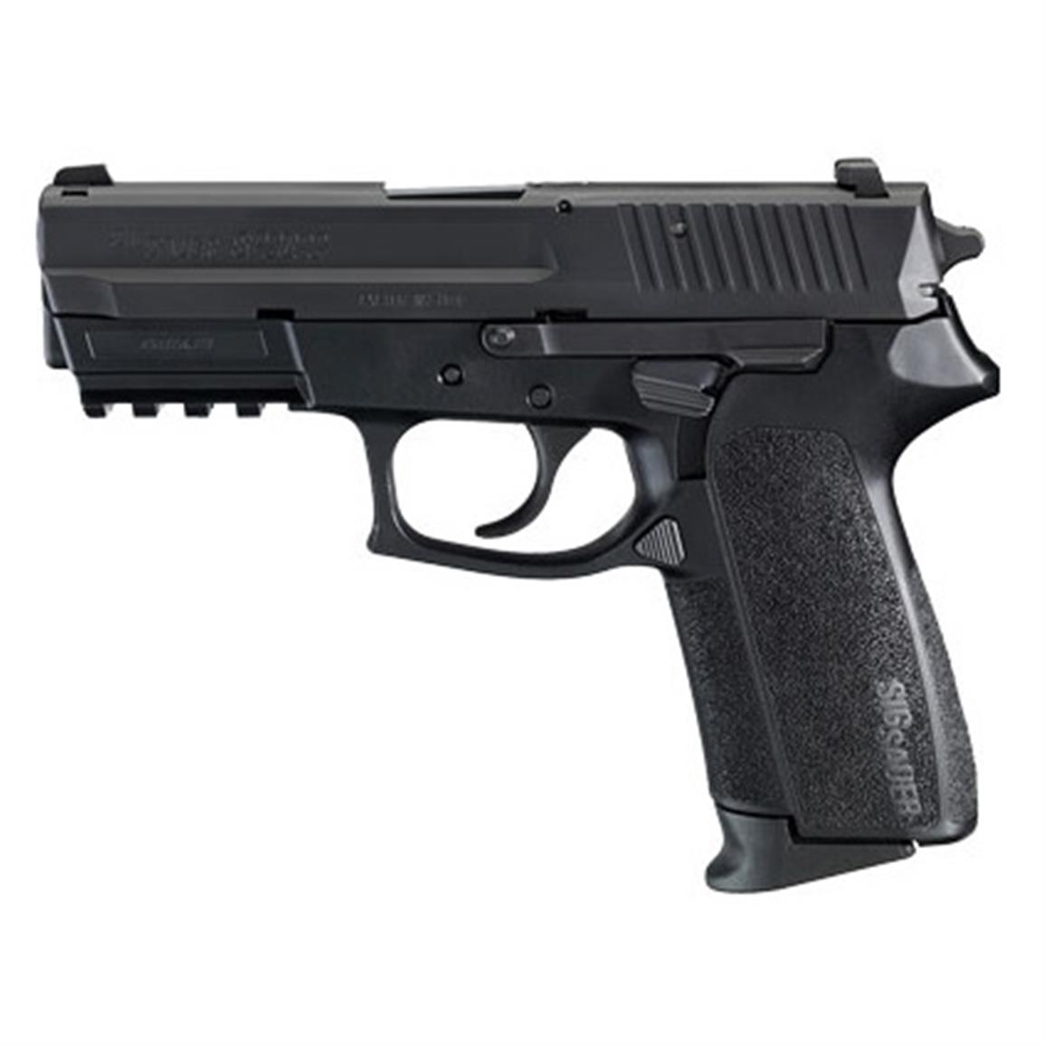SIG SAUER SP2022, Semi-automatic, .40 Smtih & Wesson, E202240BSS, 798681306640, with SIGLITE Sights