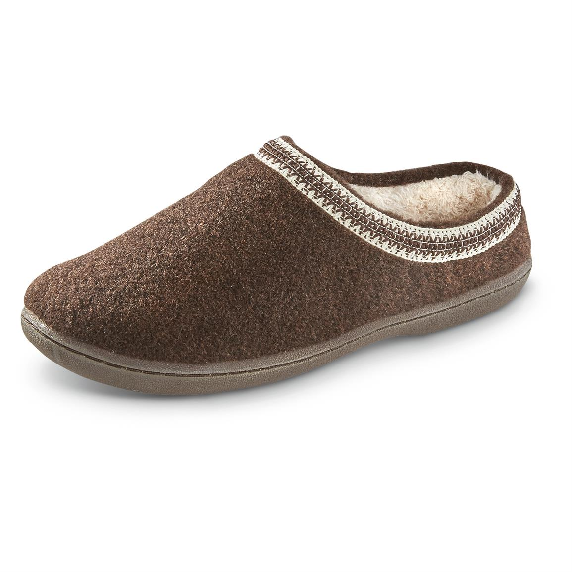 Guide Gear Women's Wool Clogs, Brown